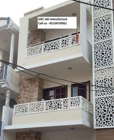 We are one of the top market leaders and has gained an admirable position in supplying trading and s… – Home decoration ideas and garde ideas Balcony Grill Design, Balcony Railing Design, Window Grill Design, Screen Design, Front Elevation Designs, House Elevation, Building Elevation, House Gate Design, House Front Design
