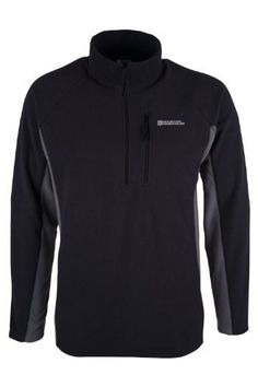 Mountain Warehouse Westland Mens Jacket Mesh Lining Summer Jacket Water Resistant Rain Coat Multiple Pockets Walking /& Gym for Spring Travelling