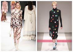 Тренды в одежде 2017, фото