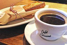 「カフェ キツネ」の「パリジェンヌセット」