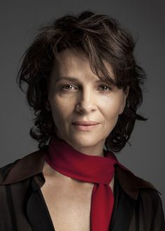 Juliette Binoche in Sils-Maria Juliette Binoche, French Beauty, Classic Beauty, Cool Winter, Sils Maria, Beautiful Haircuts, Actrices Hollywood, Celebrity Portraits, French Actress