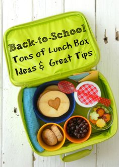 Back-to-School Lunch Ideas - BoulderLocavore.com (Great ideas for Gluten Free lunches!)