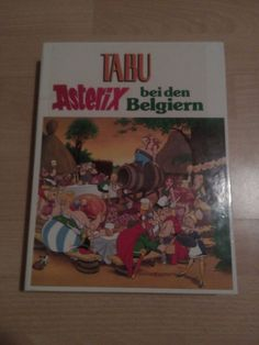 TABU - Asterix bei den Belgiern!Wie Neu (Unbespielt)