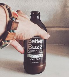 Always worth the reach.   Our bottled cold brew is a crafted blend of fine…