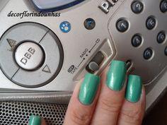 Decorflorindo unhas: Blogagem Coletiva esmaltes e música da Thaíza