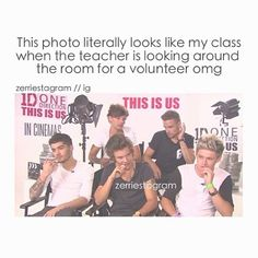 wait yes.<< And Liam is the kid that wants to raise his hand cause he knows the answer, but he doesn't want to so he wants the teacher to see him and call on him.
