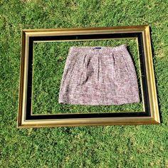 FINAL PRICE❤️Gap tweed skirt Stunning skirt by Gap! GAP Skirts