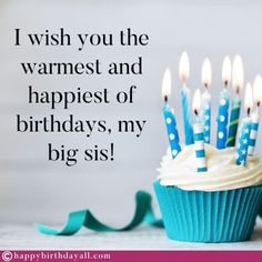 Nicest birthday wishes, messages, quotes, poems and greetings for your sister. Wish her happy birthday and tell her how special she is. Birthday Status For Sister, Special Happy Birthday Wishes, Happy Birthday Dear Sister, Best Happy Birthday Message, Sweet Birthday Messages, Happy Birthday Love Quotes, Sister Birthday Wishes, Birthday Msgs, Birthday Greetings