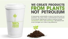 win some #eco #green to-go cups!