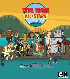 Total drama all stars poster - total-drama-all-stars Photo