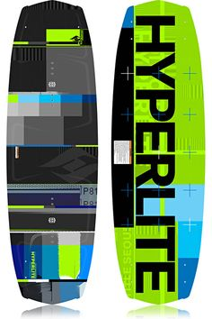 Hyperlite Forefront Wakeboard 2013 at BoardCo.com  #wakeboards #wakeboard #wake