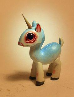 Fantasy | Whimsical | Strange | Mythical | Creative | Creatures | Dolls | Sculptures | ☥ | Jason Jacenko