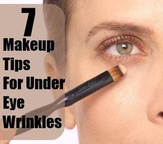 Makeup Tips For Under Eye Wrinkles