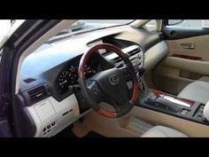 2010 Lexus RX 350 - SUV Los Angeles Van Nuys Santa Monica Beverly Hills Burbank Van Nuys C