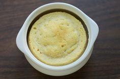Low Carb Coconut Flour Mugcake