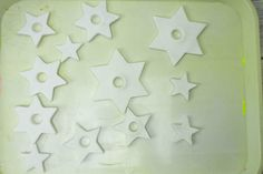 Easy to make DIY Clay Star Candle Holders, which are perfect for the festive season. Inspired by Scandinavian Christmas decorations. Scandinavian Christmas Decorations, Star Candle, Diy Clay, Hanukkah, Candle Holders, Candles, Stars, Crafts, Craft Ideas