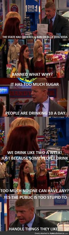 Good point sam and cat