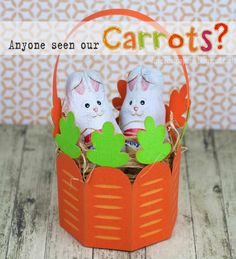 Carrot Patch Gift Bag