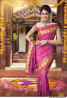 There are various kinds of sarees but Mysore silk sarees have an elegance that is their own.  #silksarees #mysoresilksarees