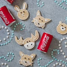 You and your little one can make your very own forest holiday helpers with this cookie cutter tutorial!