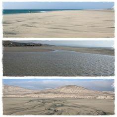 Fuerteventura - Islas Canarias #odalcaminar #educom1314 #playa #fuerteventura Belleza en estado puro ....