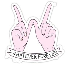Whatever forever by kmmills