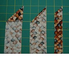 Easy way to bind quilts