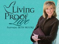 """Wanda Elizabeth """"Beth"""" Moore is an American evangelist, author, and teacher. Moore founded Living Proof Ministries, a Bible-based organization for women, in 1994.   She is 55, from Green Bay, WI  Education: Texas State University–San Marcos, Howard Payne University"""