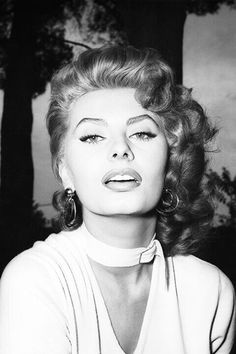 """""""There is a fountain of youth: It is your mind, your talents, the creativity you bring to your life and the lives of people you love. When you learn to tap this source, you will truly have defeated age."""" — Sophia Loren"""