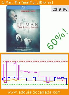 Ip Man: The Final Fight [Blu-ray] (Blu-ray). Drop 59.545085296507%! Current price C$ 9.96, the previous price was C$ 24.62. By Herman Yau, Anthony Wong, Gillian Chung, Jordan Chan, Eric Tsang. https://www.adquisitiocanada.com/wellgo-usa/ip-man-final-fight-blu
