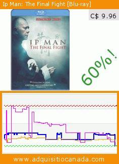 Ip Man: The Final Fight [Blu-ray] (Blu-ray). Drop 59.545085296507%! Current price C$ 9.96, the previous price was C$ 24.62. By Herman Yau, Anthony Wong, Gillian Chung, Jordan Chan, Eric Tsang. https://www.adquisitiocanada.com/wellgo-usa/ip-man-final-fight-blu
