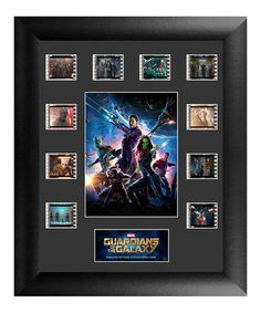 This Guardians of the Galaxy FilmCells™ Framed Wall Art by Guardians of the Galaxy is perfect! #zulilyfinds
