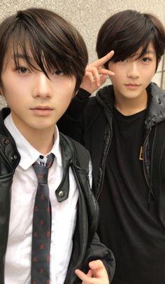 Berasa liat anime real:V😂 Korean Boys Ulzzang, Ulzzang Kids, Cute Korean Boys, Handsome Kids, Most Handsome Men, Twin Boys, Kids Boys, Asian Kids, Aesthetic Boy