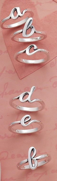 1000  ideas about initial jewelry on pinterest