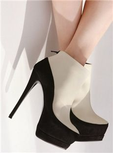Shop Artistic New Arrival Euramerican Style Assorted Colors High Heel Platform Boots on sale at Tidestore with trendy design and good price. Come and find more fashion Ankle Boots here. Shoe Boots, Ankle Boots, Women's Shoes, Fashion Shoes, Fashion Accessories, High Fashion, Ivory Shoes, Latest Fashion For Women, Womens Fashion