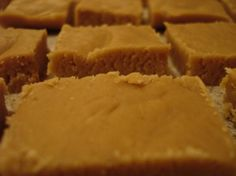 Buttery Penuche (Brown Sugar) Fudge.