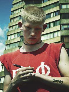Youth Mert Alas & Marcus Piggott for Vogue Italia October 2015 37