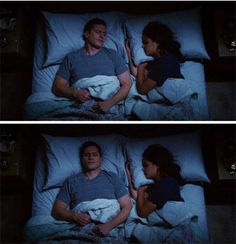 Jake Peralta and Amy Santiago