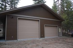 Flat Line Decovogue Sectional Garage Door Lustre Colour