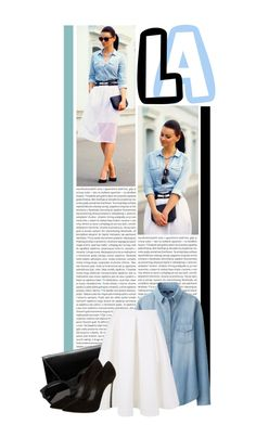 """""""#1102 (Street Style)"""" by lauren1993 ❤ liked on Polyvore"""