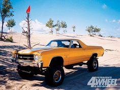 1971 Chevy ElCamino