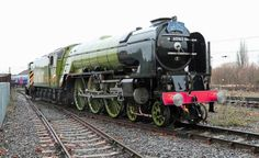 It's the only new steam train in 40 years... and Charles the Prince of Rails gets first drive The Prince will ride on the footplate as the 105-ton engine pulls the Royal Train – with Camilla, Duchess of Cornwall as a passenger – on its inaugural journey in February. The engine, whose full title is Peppercorn Class A1 Pacific 60163 Tornado, was built for £3million following donations from thousands of enthusiasts.