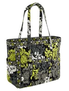 Vera Bradley Get Carried Away Tote - Baroque... A must have for teachers