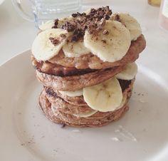 Protein pancakes! #delicious #food #pancake #whey