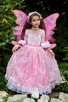 Rosette+Princess+5+pc.+Costume+S+M+L+by+EllaDynae+on+Etsy,+$250.00