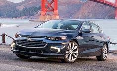 2017 Chevrolet Malibu Premier First to Receive 9-Speed Auto! Check it out here