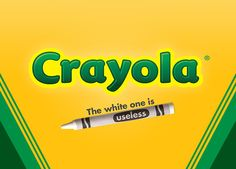 Crayola Logo Spoof