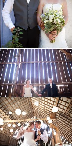 I like pictures with the sun coming through the barn wall slats