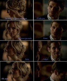 The Vampire Diaries, Season 3, Klaroline <3