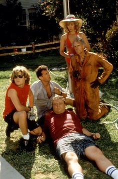 The Burbs - Tom Hanks 1989 the first movie I went to the mall to see as a preteen